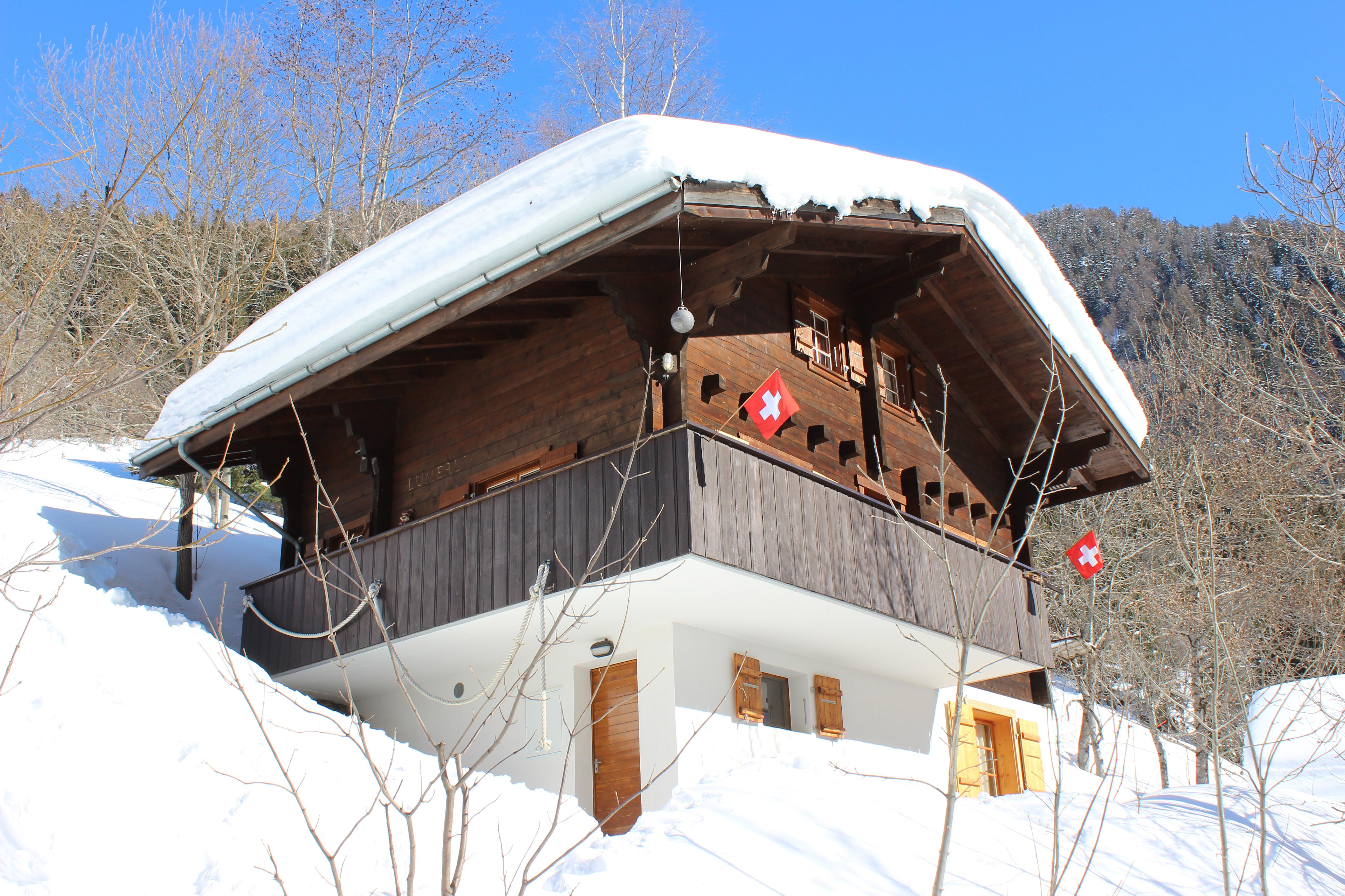 staalblauw en heerlijke sneeuw